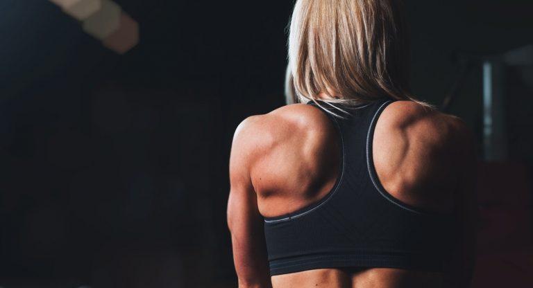 Rugspieren trainen