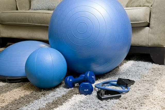 Home workout elastiek