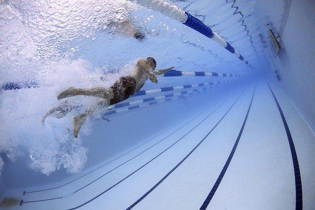 Zwemmen - baantjes trekken